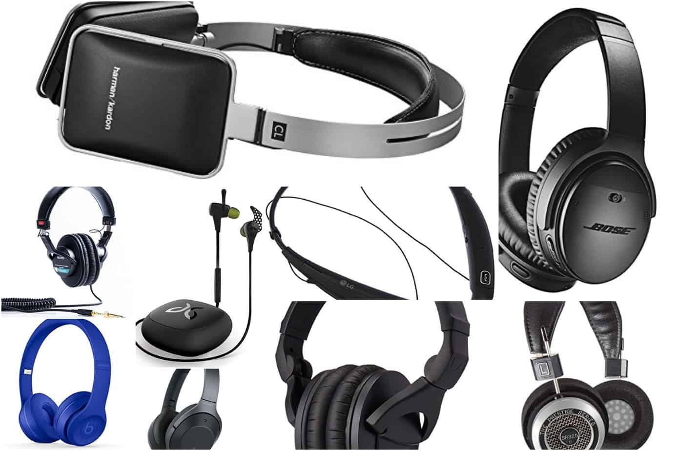 25 Of The Best Podcast Headphones Discover Podcasts Jabra Sport Bluetooth Stereo Headset On Lg Wireless Speaker Pods