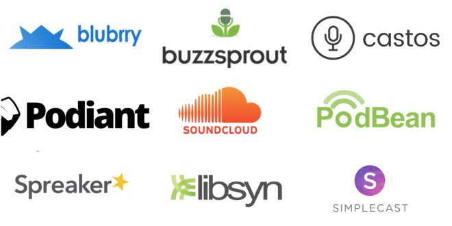 The  Best Podcast Hosting Services Discover The Best Podcasts Discover Pods