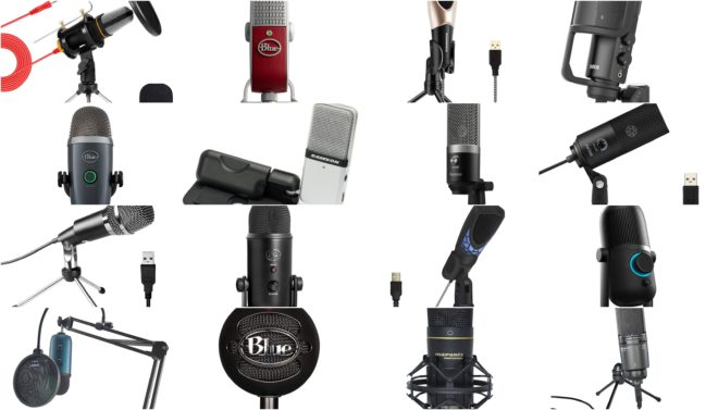 21 of the best usb microphones for podcasts that won 39 t break the bank discover the best. Black Bedroom Furniture Sets. Home Design Ideas