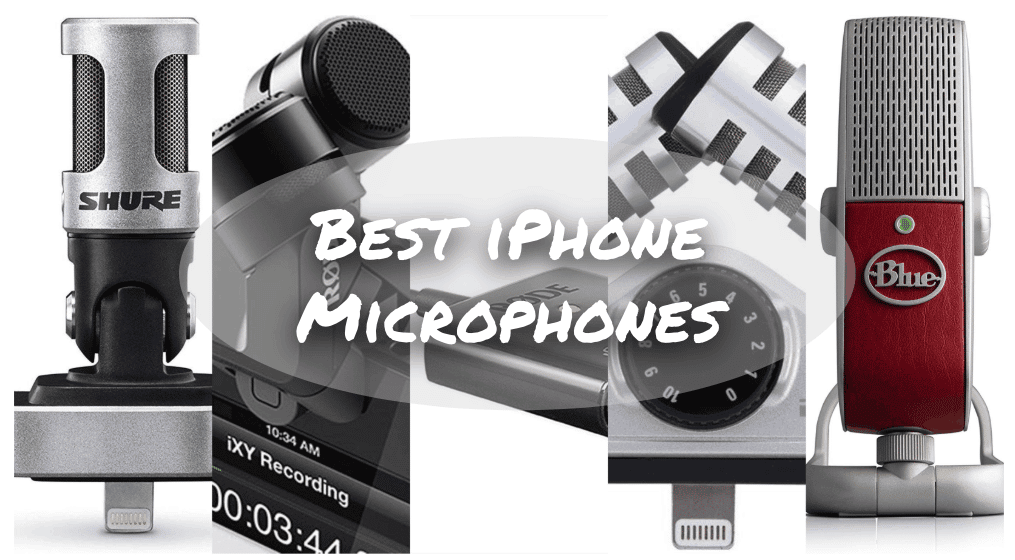 The 5 Best Iphone Microphones For Recording Podcasts On The Go Discover The Best Podcasts Discover Pods