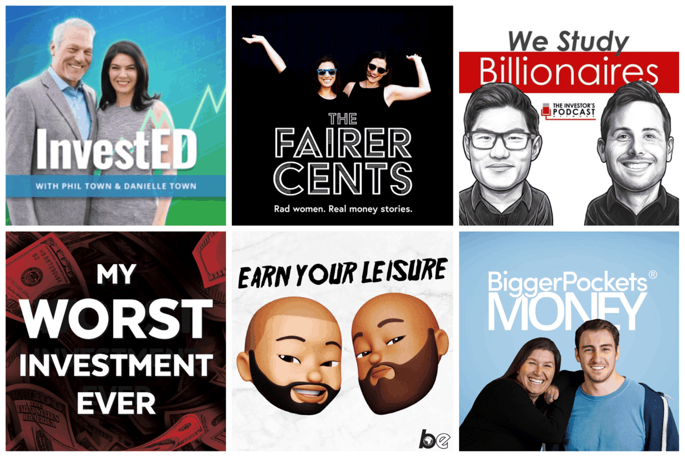 Smash The Status Quo With These 10 Powerful Finance Podcasts